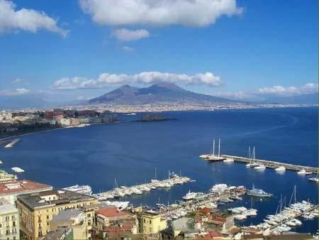 Неаполь является центром региона Кампания