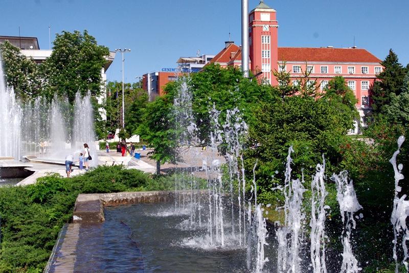 Водна каскада в центъра на Плевен — Rezervaciq.com